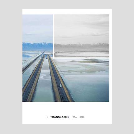 019 柿本ケンサク「TRANSLATOR」展  カタログ
