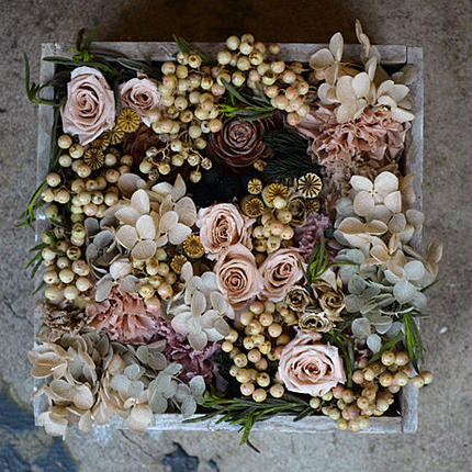 ordermade wood box