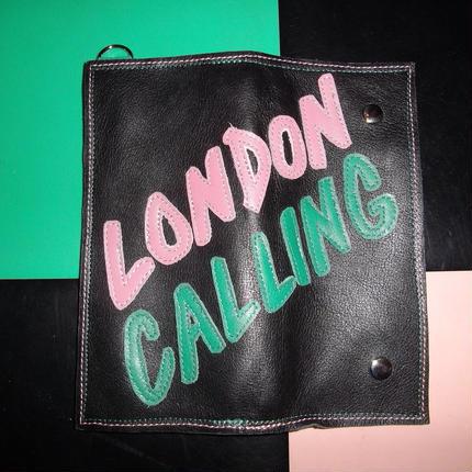 LONDON CALLING WALLET