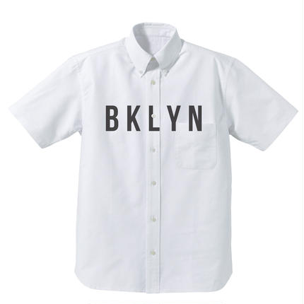 B.K.L.Y.N Oxford SS shirts / UNOFFICIAL