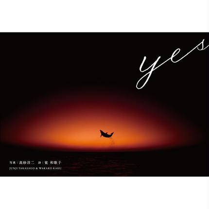 写真詩集「yes」