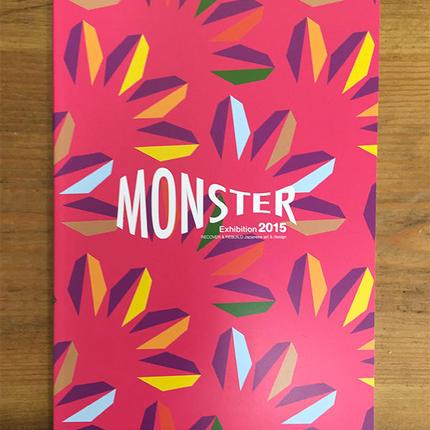 MONSTER Exhibition 2015限定図録