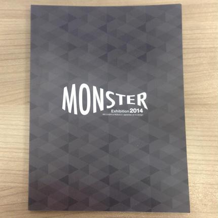 MONSTER Exhibition 2014限定図録