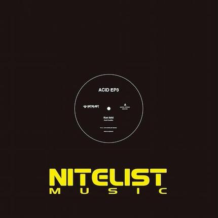 """ACID EP 3 (12"""" VYNIL)"""