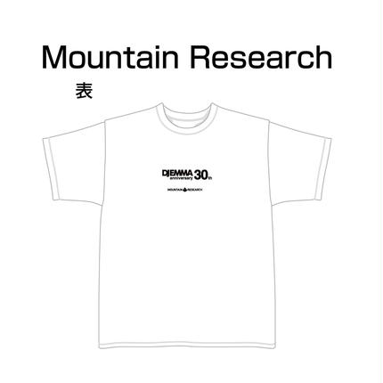 EMMA 30th Anniversary Tee(MOUNTAIN RESEARCH)