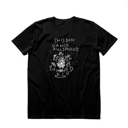 THIS BON-DANCE Tシャツ/ブラック