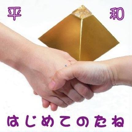 【音楽CD-R】平和/はじめてのたね