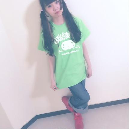 【SALE中!!】おしくらまんじゅTシャツ(チェキ券1枚付)