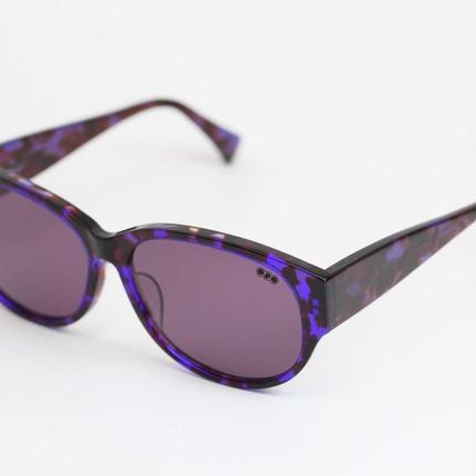 'mango' model purple 柄frame/purple  lens