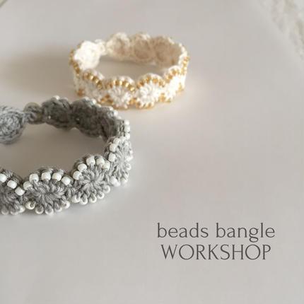 beads bangle WORKSHOP  KIT