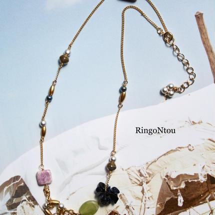 Floret Necklace