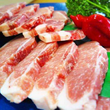 C9 でっかい贅沢、イベリコ豚とかごしま黒豚食べ比べ