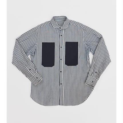 panel pocket st shirts