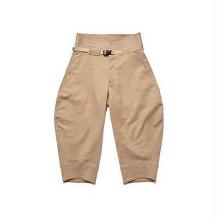 Hight belt pants