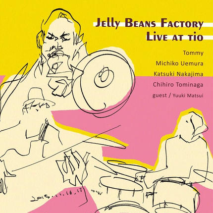 Jelly Beans Factory Live at Tio