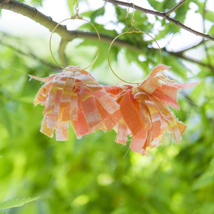 Material Flower hoopOR