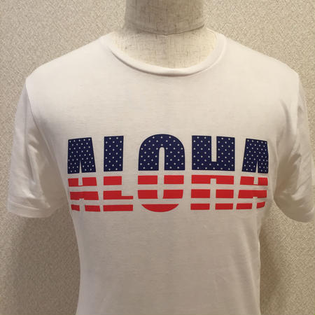 USA Flag Color Tee