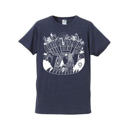 CIRCLE'14 オフィシャル T-Shirts (ネイビー)