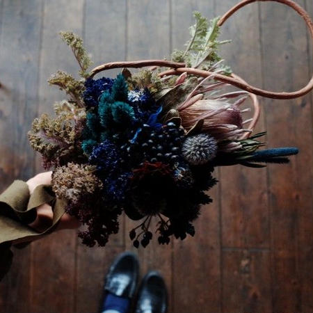 bouquet / dried & preserved flowers