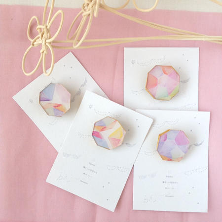 marumi03 | bijoux 瑞々しい宝石たち・ブローチ