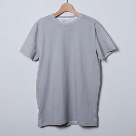 クルーネックTシャツ/グレー(PW-01-CN-GY)