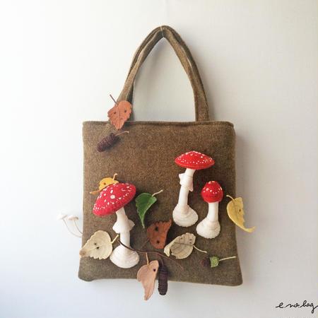 benitengutake no bag ( ベニテングタケ ノ バッグ )