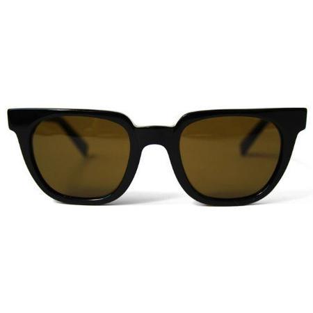 WINTERCHECK FACTORY TEMPERED SUNGLASS Amber brown lens サングラス