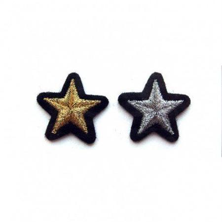 """(マコンエレスコア) MACON & LESQUOY DUO OF """"STARS"""" PATCHES パッチ"""