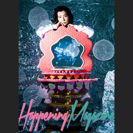 """Happening Magazine 02 """"WONDER MIRROR"""""""