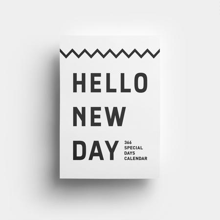 HELLO NEW DAY -366 SPECIAL DAYS CALENDAR