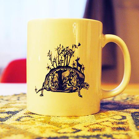 カメマグカップ