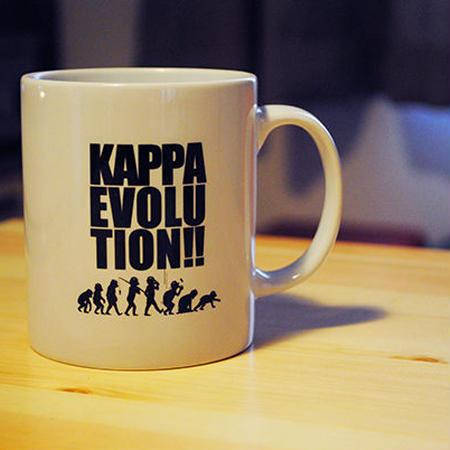 KAPPA EVOLUTIION!!  マグカップ