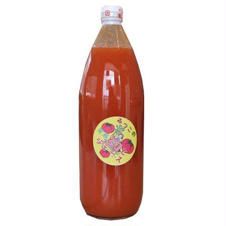 トマトジュース バランス良い 三浦みつ子 1000ml