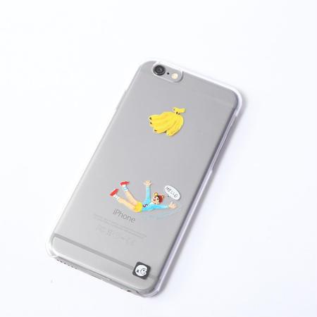 iPhone7ケース[バナナ]