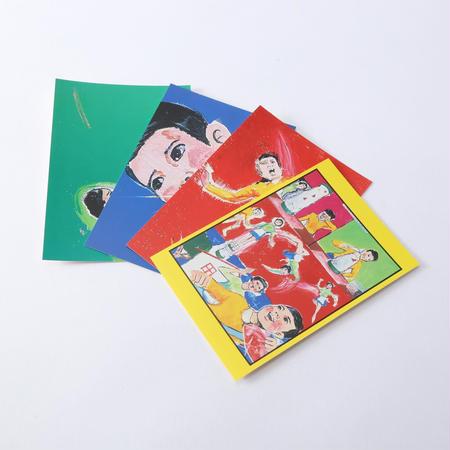 バカポストカード4枚セット