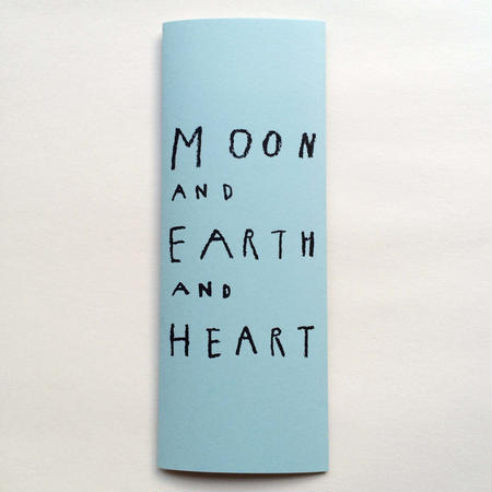 MOON and EARTH and HEART