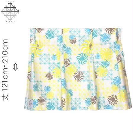 """【MoRi MoRi CURTAIN】 オーダーカーテン:"""" 風車 """" 巾 96cm~190cm・丈121cm~210cm(遮光裏地付)"""