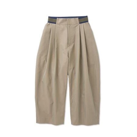 PA7SS-PT05   LINE ELASTIC BELT PANTS