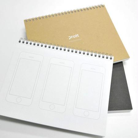 Prott Sketch Book