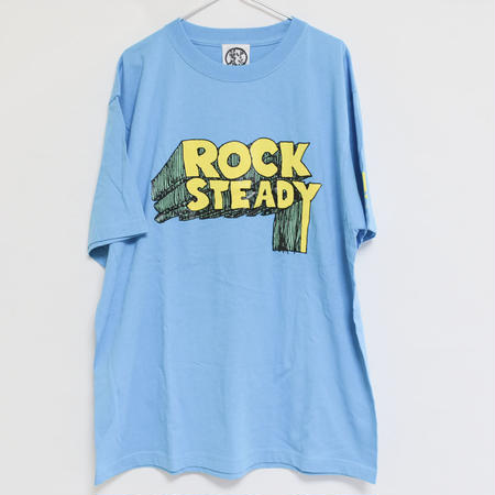 ROCK STEADY T-SHIRT 中目黒薬局Recordings