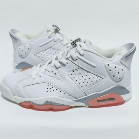NIKE WOMENS AIR JORDAN 6 RETRO LOW 304402 161