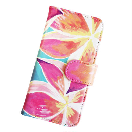 PLUMERIA iPhone Cover