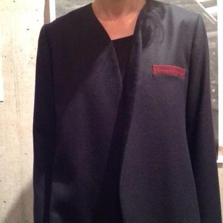 Jacket coat - black