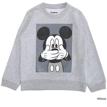 【 SUPERIOR / スペリオール 】Disney Collection SWEAT