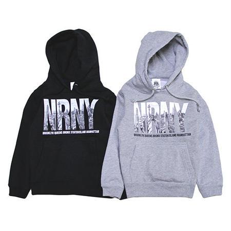 【 Nine Rulaz Line / ナインルーラーズ 】 NRNY Kids Hoodie キッズ パーカー スウェット
