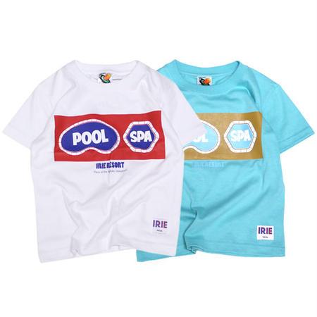 【 IRIE LIFE KID'S / アイリーライフ キッズ 】Pool Spa Kids T-Shirt キッズ Tシャツ
