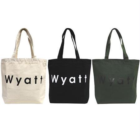【 WYATT / ワイアット 】TOTE BAG
