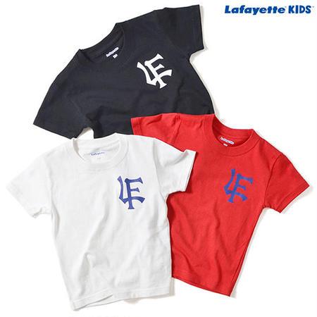 【 LAFAYETTE / ラファイエット】LF Logo KIDS Tee