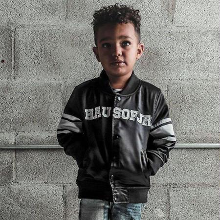 【HAUS OF JR / ハウスオブジュニア】Bailey Varsity Jacket