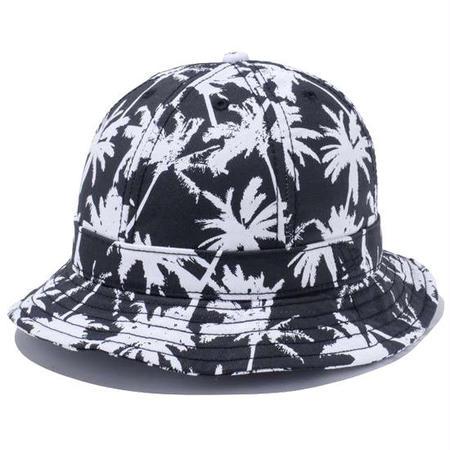 【 NEW ERA KID'S/ ニューエラ キッズ 】Explorer Palm Tree BW  ハット/パームツリー ブラックベース